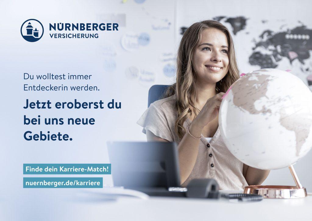 Employer Branding Nürnberger Versicherung